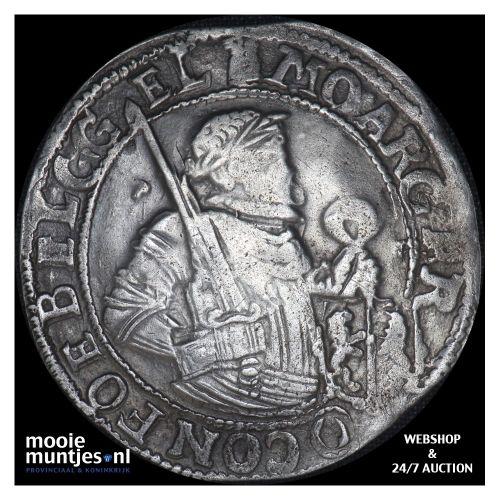 Gelderland - Nederlandse rijksdaalder - 1654 (kant B)