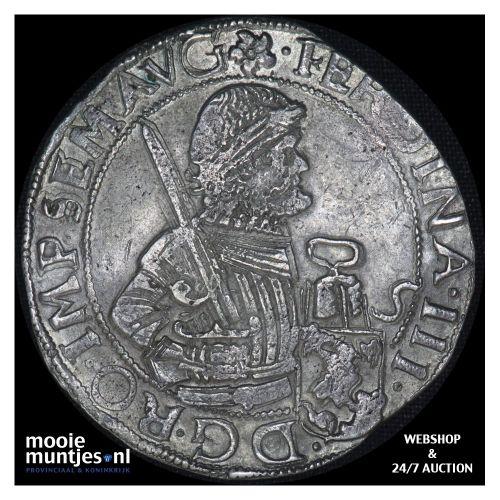 Overijssel - Nederlandse rijksdaalder - 1655 (kant B)