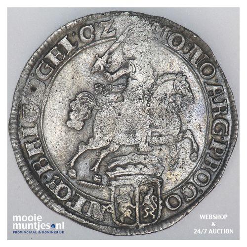 Gelderland - Zilveren rijder of dukaton - 1680 (kant B)