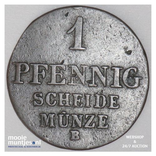 pfennig - German States/Hannover 1838 (KM 176) (kant A)
