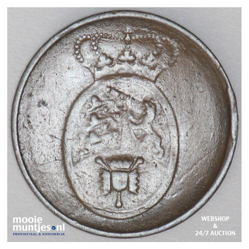 2 skilling (token coinage) - Denmark 1815 (KM Tn4) (kant B)