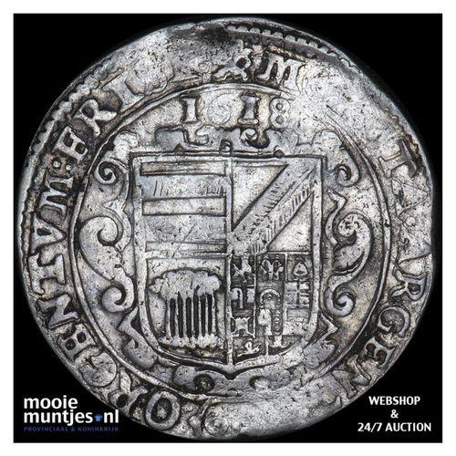 Friesland - Arendsdaalder van 60 groot - 1618 (kant A)
