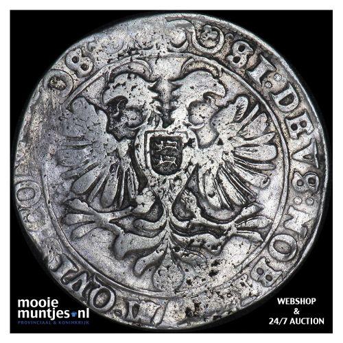 Friesland - Arendsdaalder van 60 groot - 1618 (kant B)