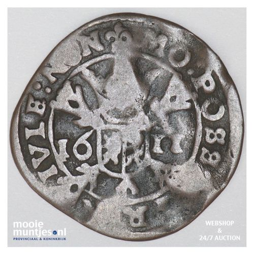 Possederende vorsten, Huissen - Oord - 1611 (kant A)