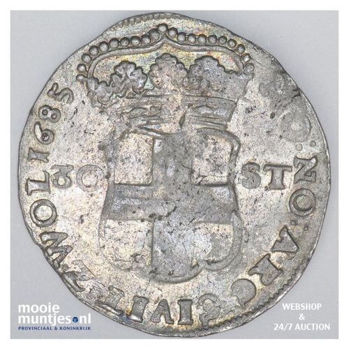 Zwolle - Daalder   - 1685 (kant A)