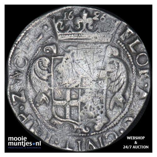 Zwolle - Florijn - 1626 (kant A)