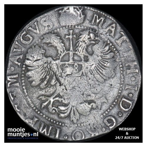 Zwolle - Florijn - 1626 (kant B)