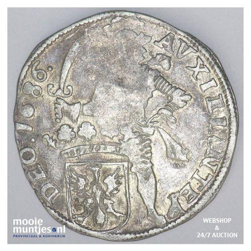 Deventer - Daalder van 30 stuiver - 1686 (kant A)