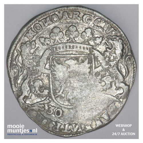 Deventer - Daalder van 30 stuiver - 1686 (kant B)
