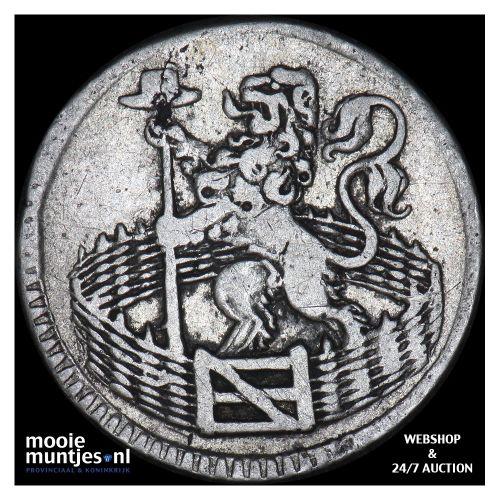 Holland - Duit - 1756 (kant B)