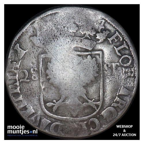 Deventer - Florijn - 1684 (kant A)