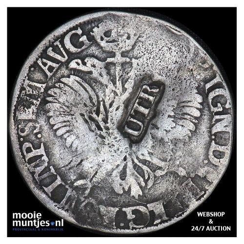 Deventer - Florijn - 1684 (kant B)