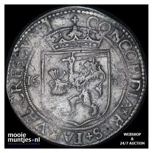Friesland - Nederlandse rijksdaalder - 1608 (kant A)