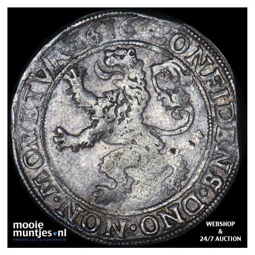 Overijssel - Halve leeuwendaalder - 1616 (kant A)