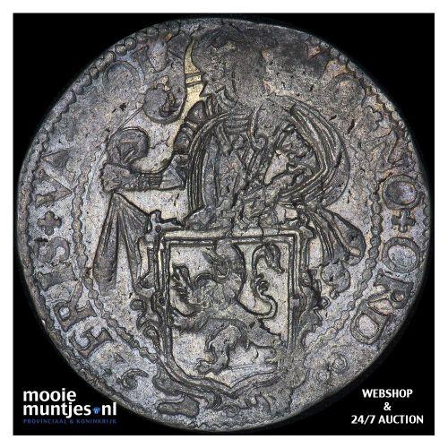 Friesland - Leeuwendaalder - 1600 (kant A)
