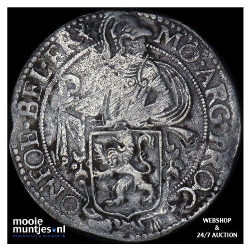 Friesland - Leeuwendaalder - 1609 (kant B)