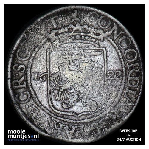 Friesland - Nederlandse rijksdaalder - 1622 over 20 (kant A)