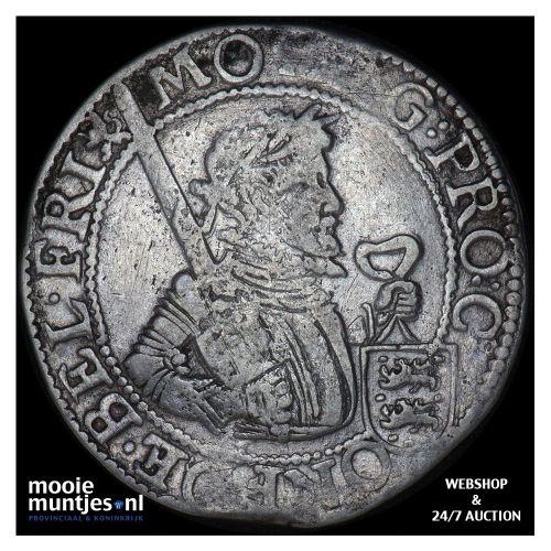 Friesland - Nederlandse rijksdaalder - 1622 over 20 (kant B)