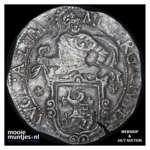 Zwolle - Leeuwendaalder - 1644 (kant B)