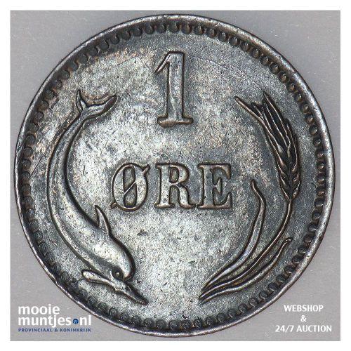 ore - Denmark 1882 (KM 792.1) (kant B)