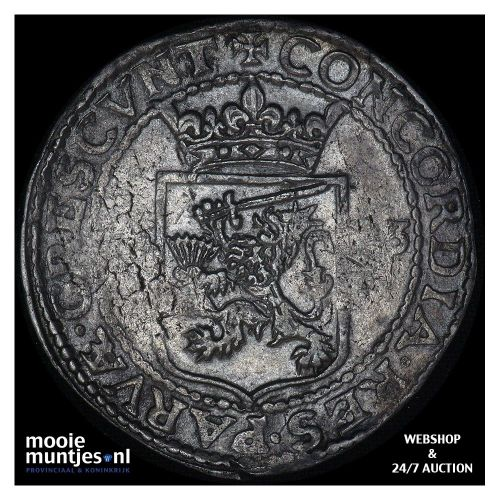 West-Friesland - Nederlandse rijksdaalder - 1623 (kant A)