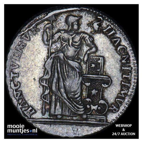 Gelderland - Kwart gulden - 1756 (kant B)