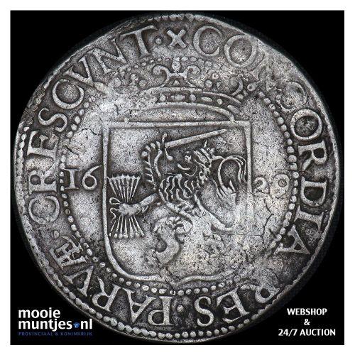 Utrecht - Nederlandse rijksdaalder - 1629 (kant A)