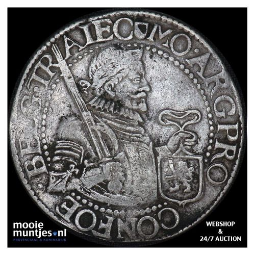 Utrecht - Nederlandse rijksdaalder - 1629 (kant B)