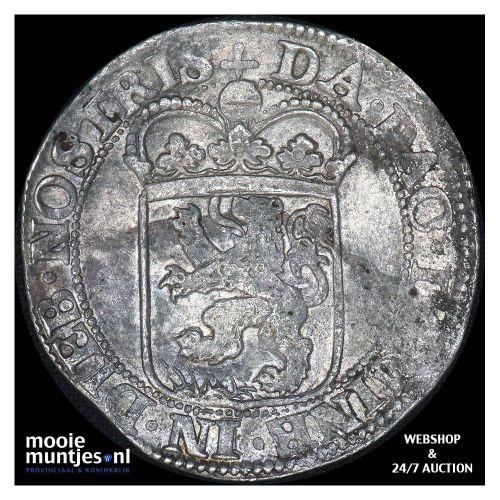 Zwolle - Zilveren dukaat - 1659 (kant B)