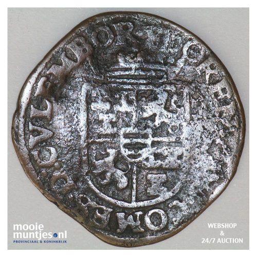Utrecht - Halve dukaton - 1788 (kant B)