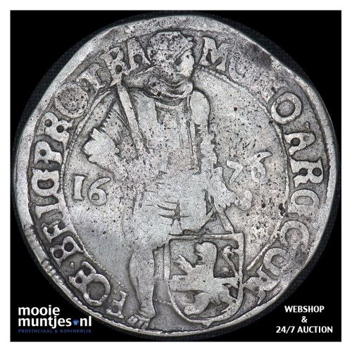 Utrecht - Driegulden - 1682 (kant A)