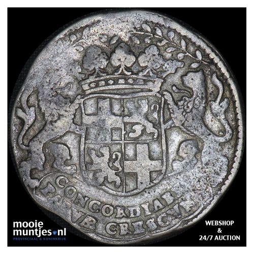 Holland - Gouden dukaat - 1777 (kant B)