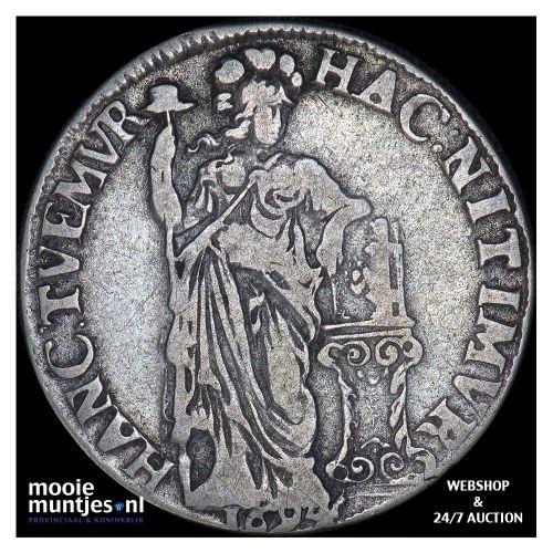 Gelderland - Halve gulden - 1694 (kant A)