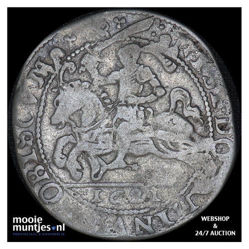 Holland - Driegulden - 1791 (kant A)