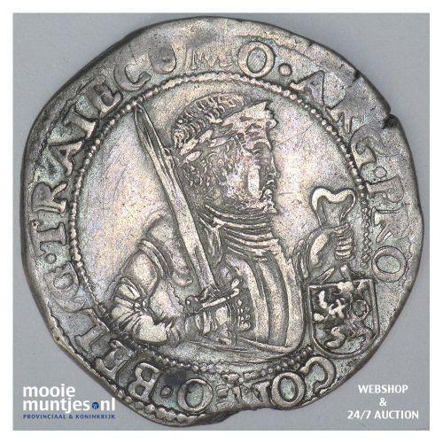 Holland - Driegulden - 1791 (kant B)