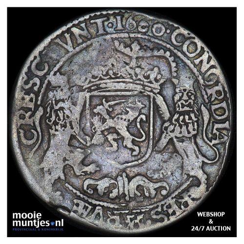 Holland - Zilveren rijder of dukaton - 1660 (kant A)