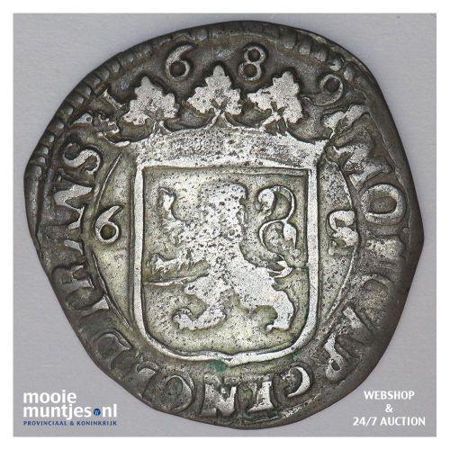 Overijssel - Pijl- of bezemstuiver - 1767 (kant A)