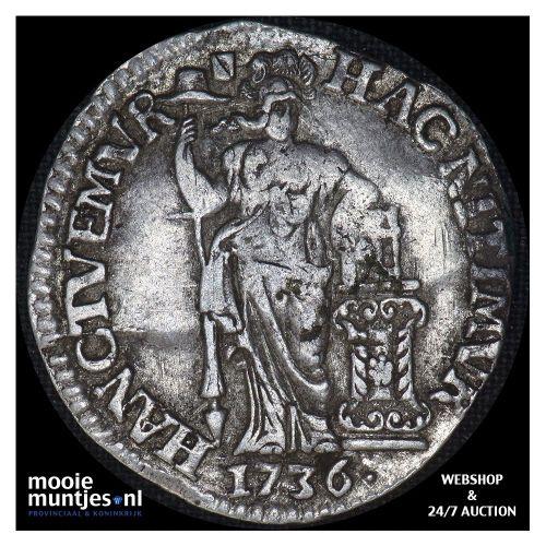 Utrecht - Gulden - 1765 (kant A)