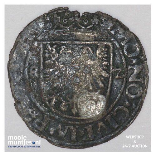 Zwolle - Dubbele stuiver - 1678 (kant A)
