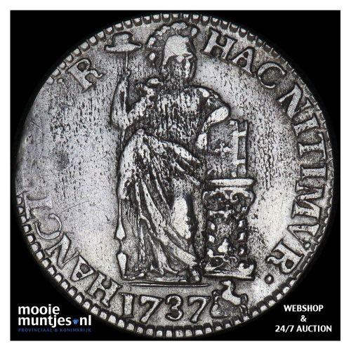 Gelderland - Pijl- of bezemstuiver - 1785 (kant A)