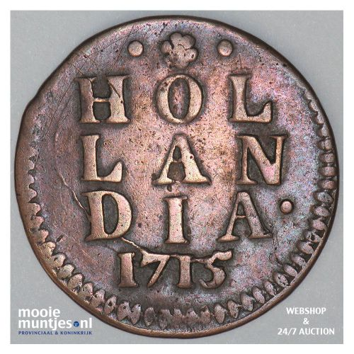 Holland - Oord - 1578 (kant A)