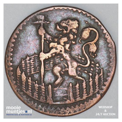 Holland - Oord - 1578 (kant B)