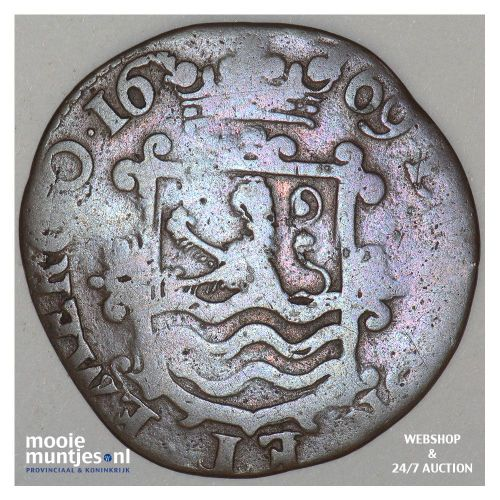 Zeeland - Oord - 1626 (kant A)