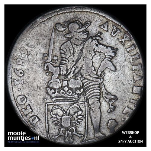 Nijmegen - Daalder   - 1583 (kant A)