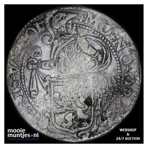 Friesland - Leeuwendaalder - 1594 (kant A)
