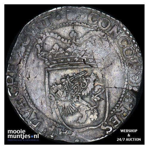 Holland - Zilveren dukaat - 1660 (kant B)