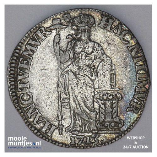 Utrecht - Gulden - 1713 (kant A)