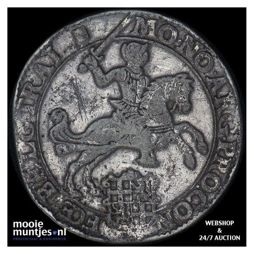 Utrecht - Halve dukaton - 1792 (kant B)