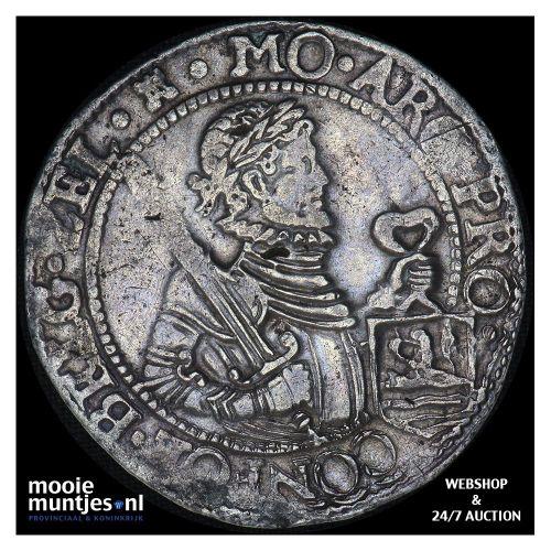 Zeeland - Nederlandse rijksdaalder - 1619 (kant B)