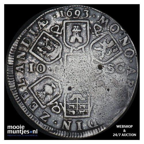 Zeeland - Duit - 1683 (kant A)